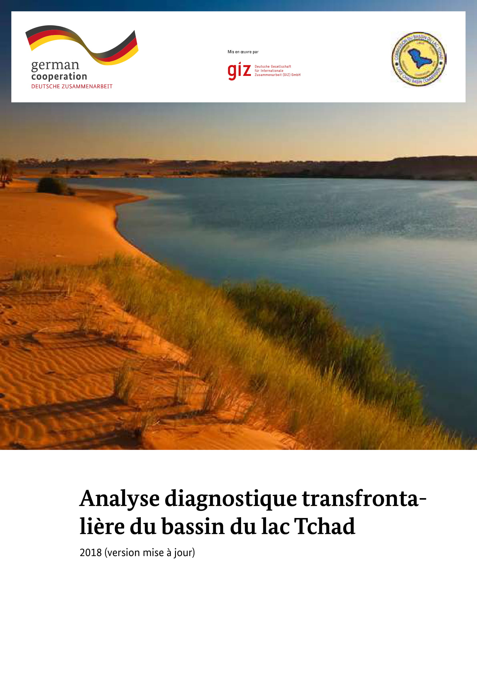 Trans-boundary Diagnostic Analysis of the Lake Chad Basin 2018 Update