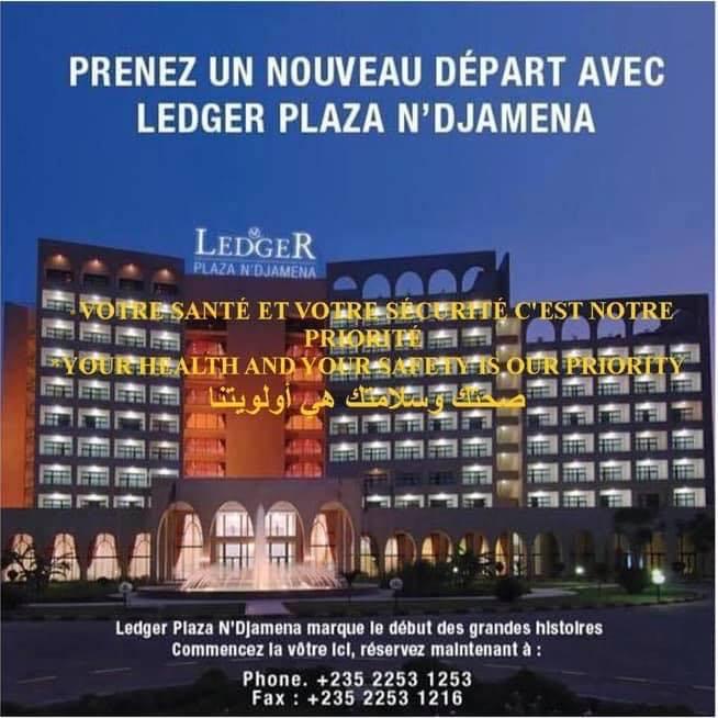 N'Djamena | Chad Ledger Plaza Hotel